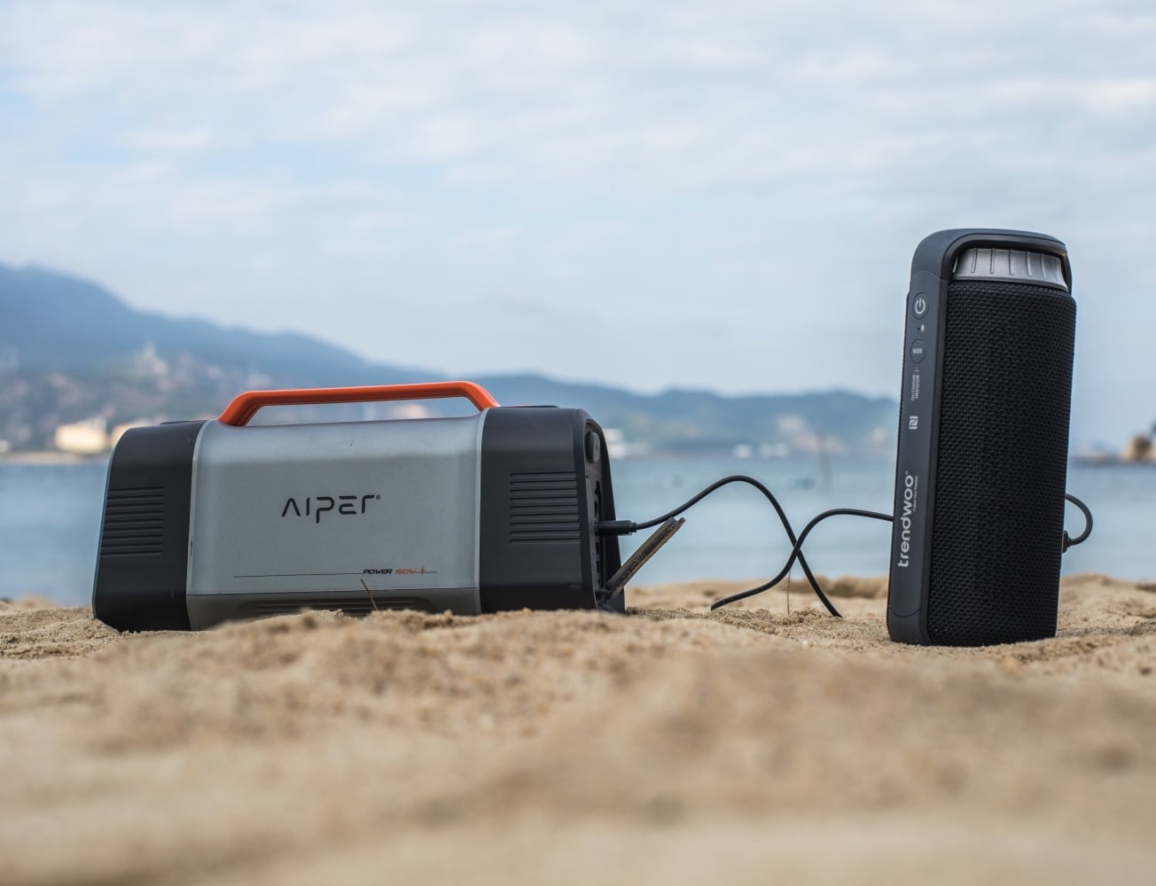 Aiper Flash 150W Reliable Portable Power Station