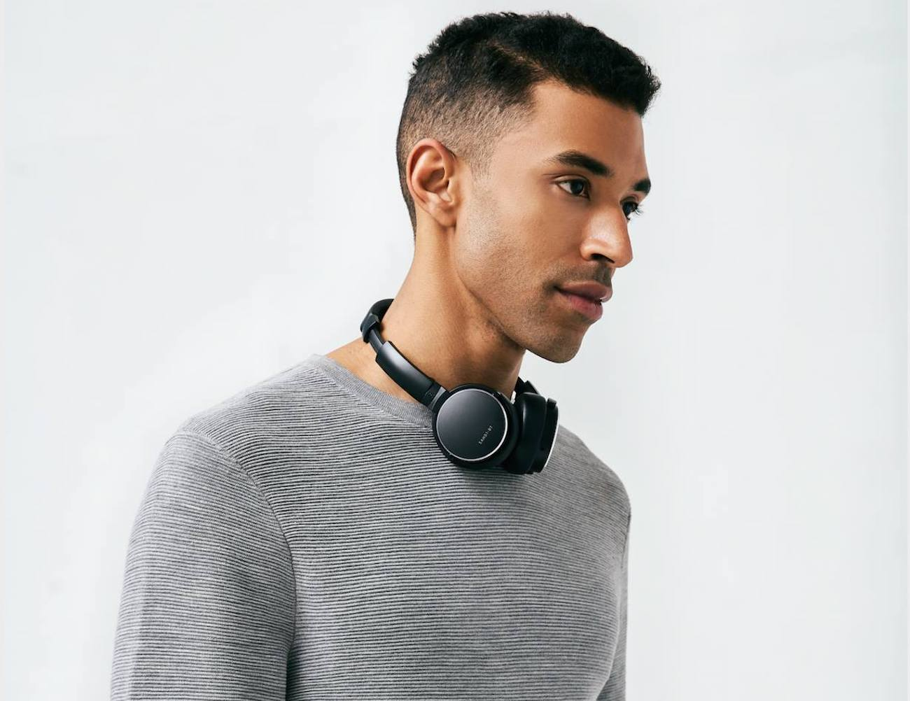 BT One On-Ear Wireless Bluetooth Headphones provide a stylish listening experience