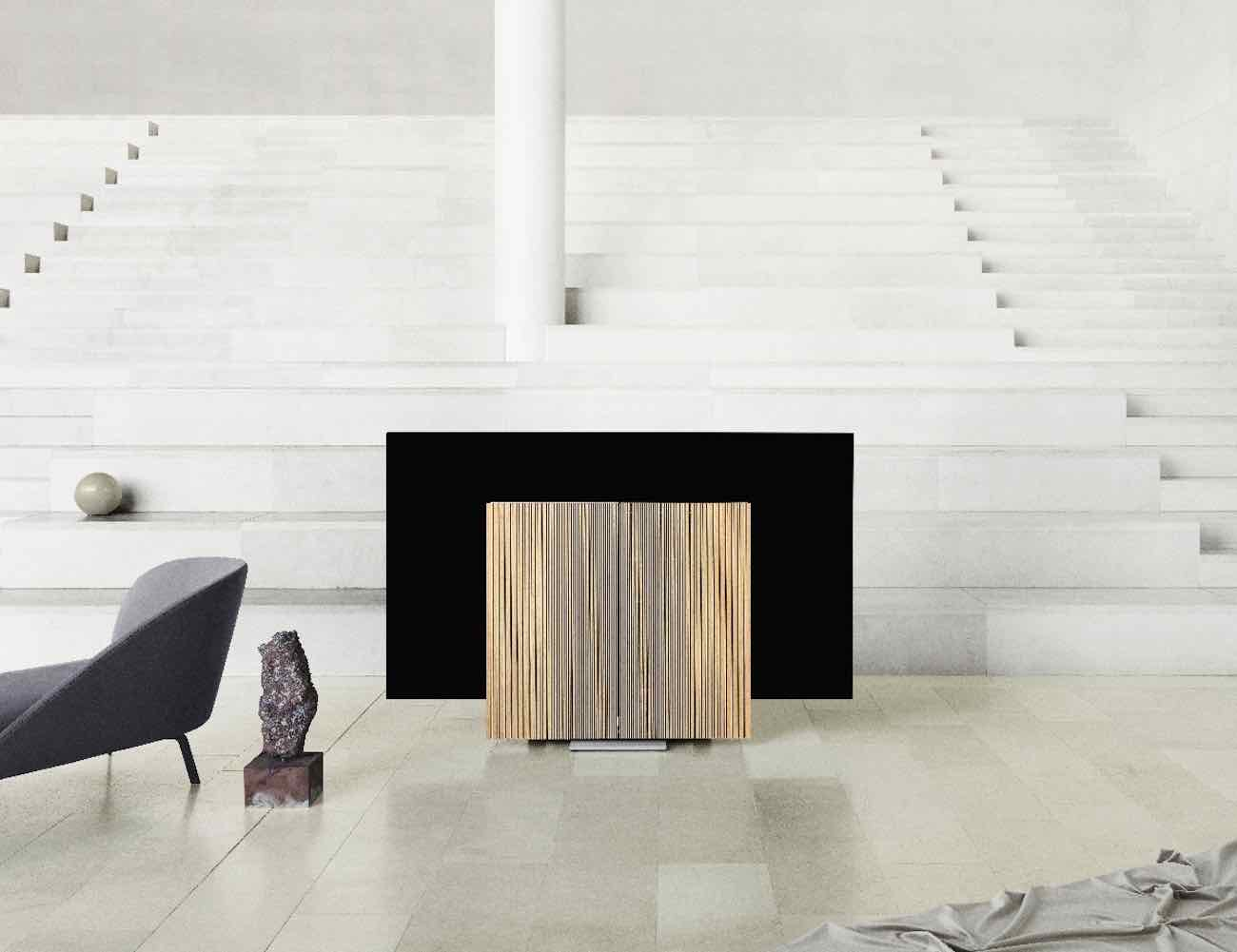 Bang & Olufsen Beovision Harmony Television ups your cinematic game