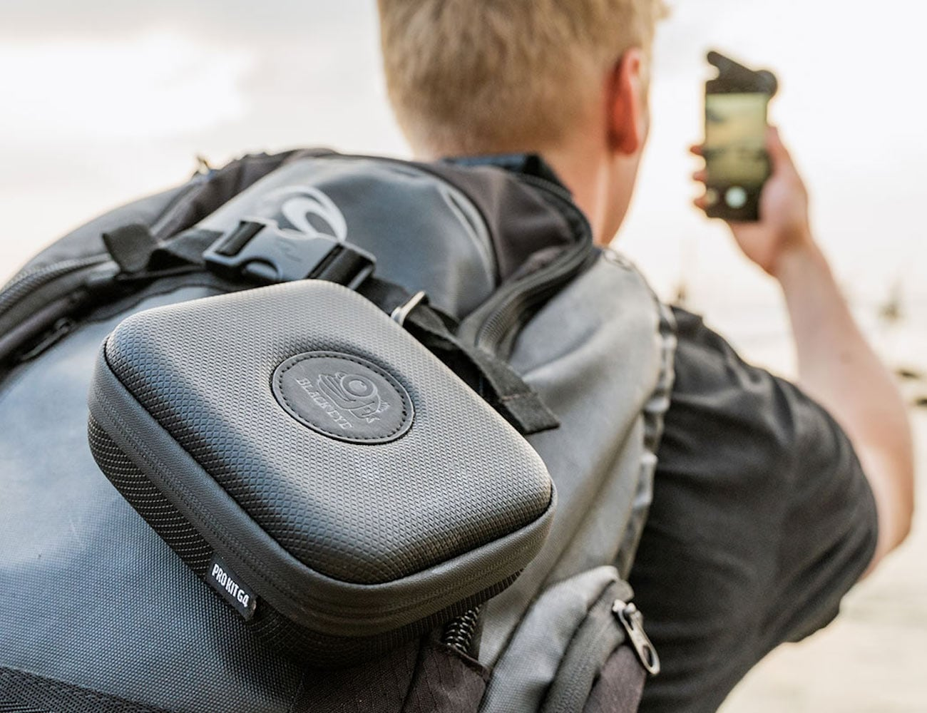 Black Eye Pro Kit G4 Adventure Lens Set will help you take your favorite photos