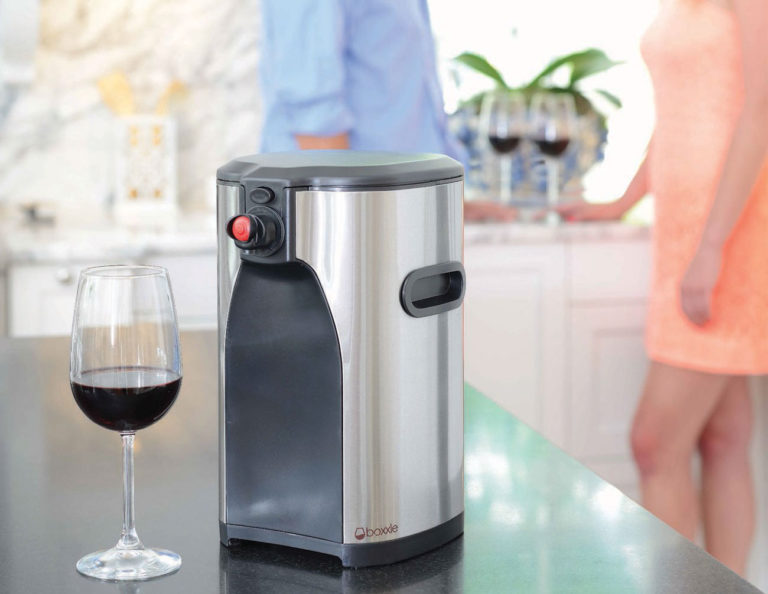 Boxxle+Box+Wine+Dispenser+pours+your+wine+with+style