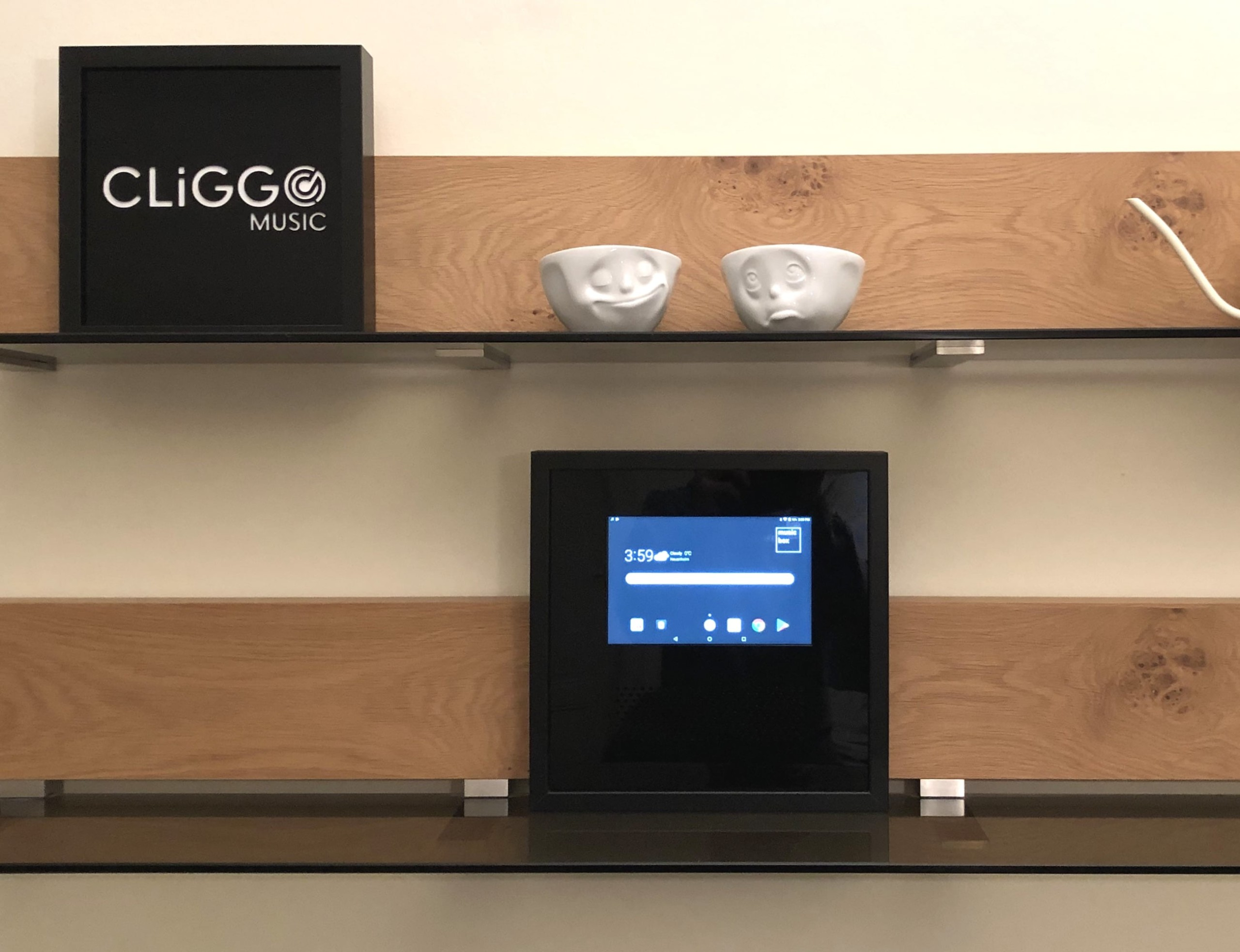 CLiGGO MusicBox All-in-One HQ Sound System truly does it all