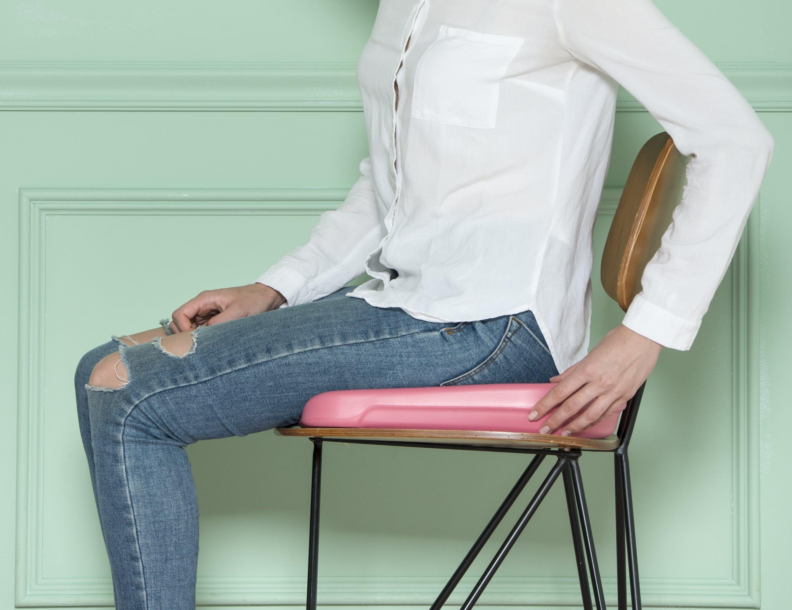 EVA Posture-Improving Cushion provides total comfort anywhere you sit