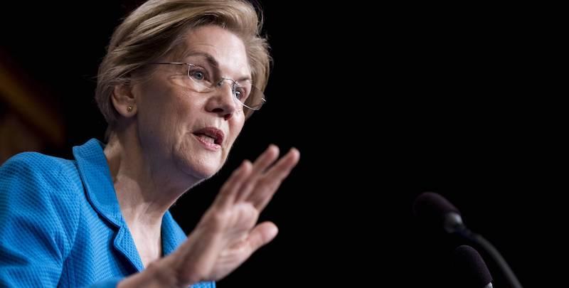 Elizabeth Warrens plan to break up tech companies is moving forward