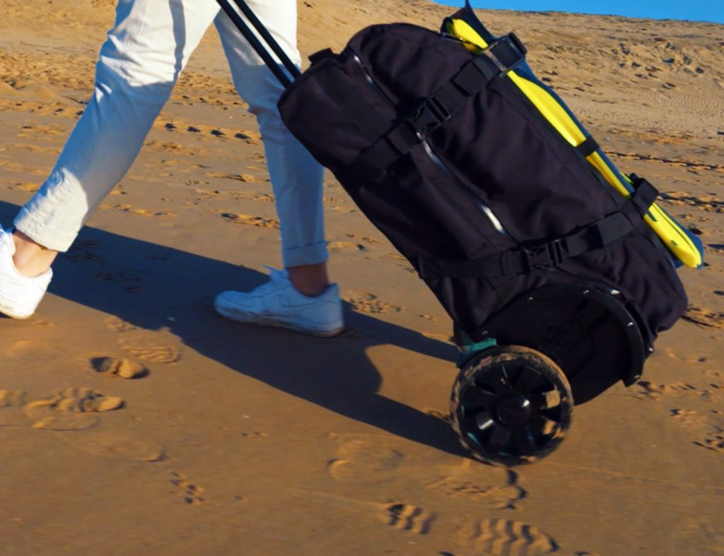 GRINGO All-Terrain Wheeled Travel Bag