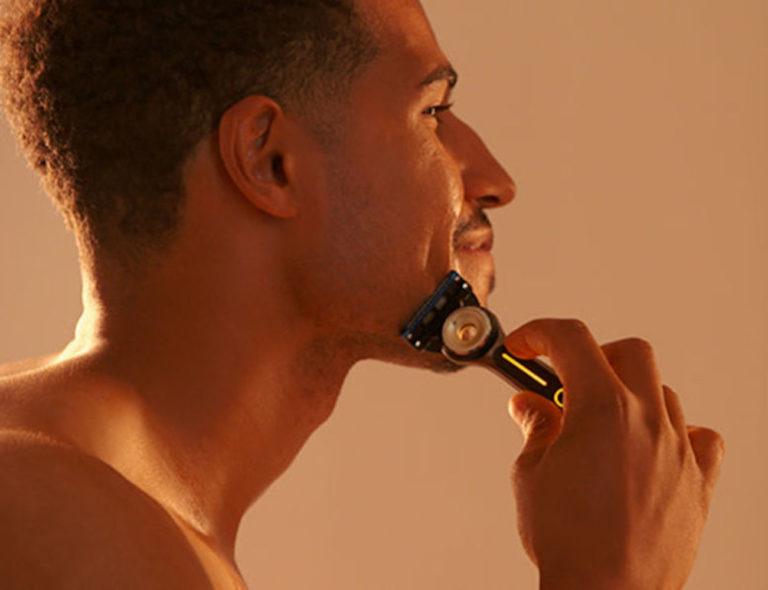 Gillette+Heated+Razor+makes+shaving+more+comfortable