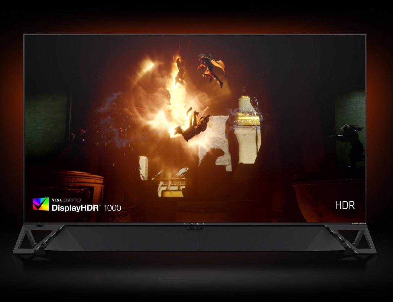 HP OMEN X Emperium 65 Gaming Monitor