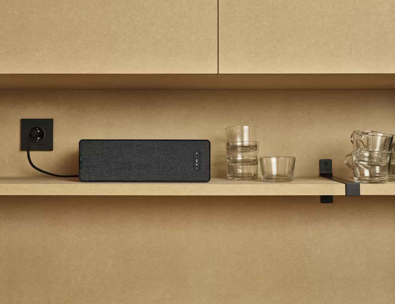 IKEA and Sonos Symfonisk Speaker Collection is multifunctional