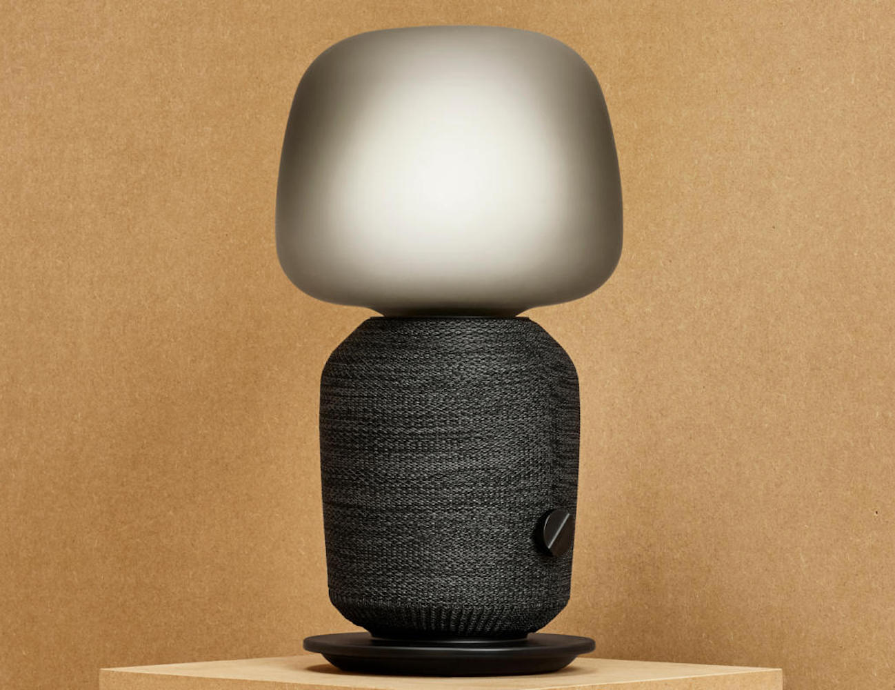 IKEA and Sonos Symfonisk Table Lamp Wi-Fi Speaker simplifies your home