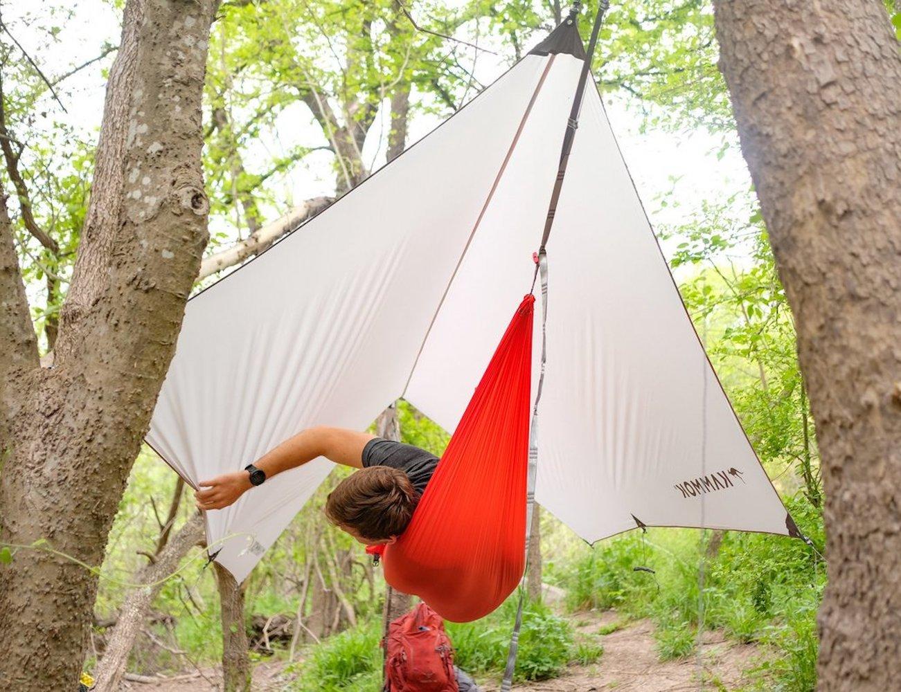 Kammok Ultralight Lightweight Camping Gear ups your camp experience
