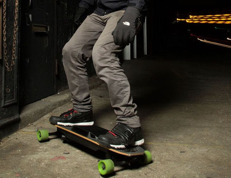 LEIF eSnowboard Electric Vehicle
