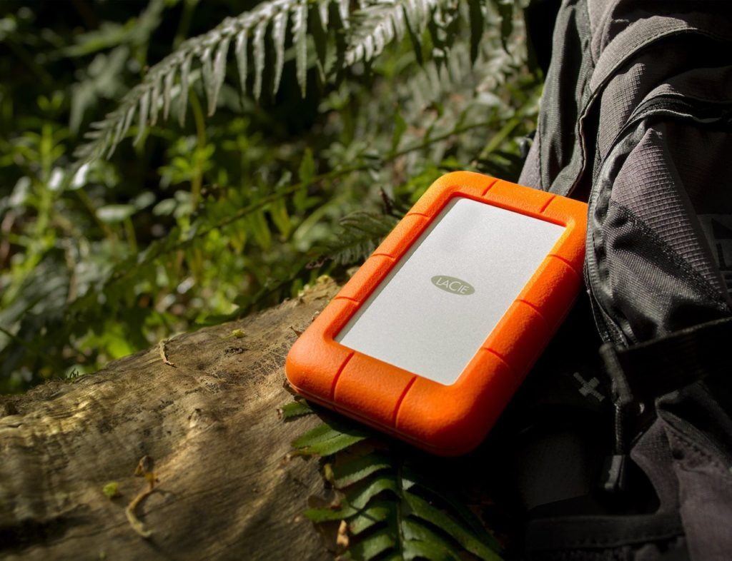 LaCie+Rugged+Mini+Portable+Hard+Drive+keeps+your+data+safe