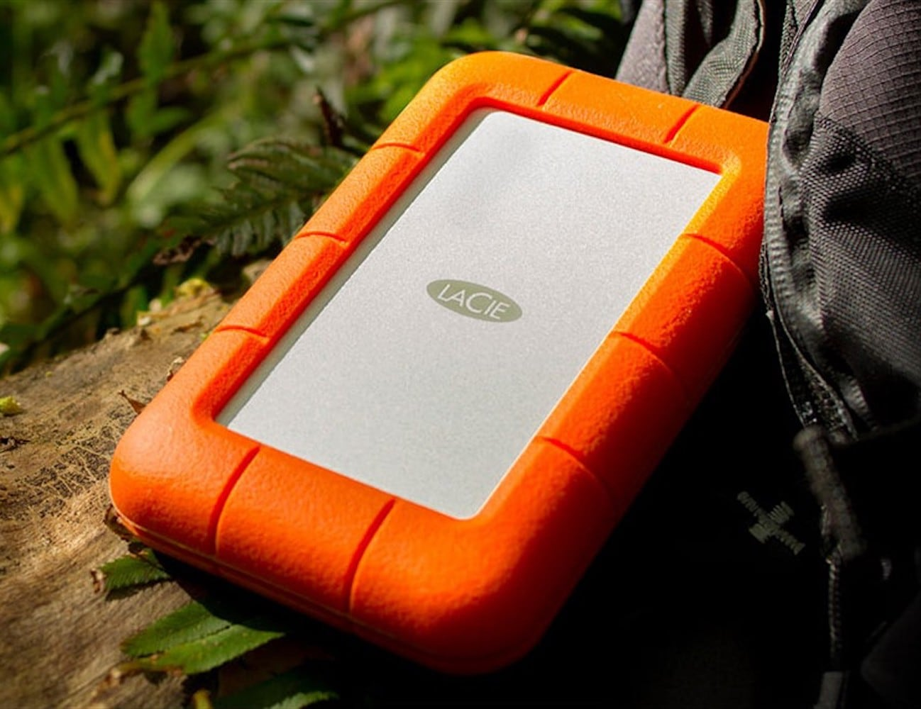 NEW DRIVERS: LACIE RUGGED MINI