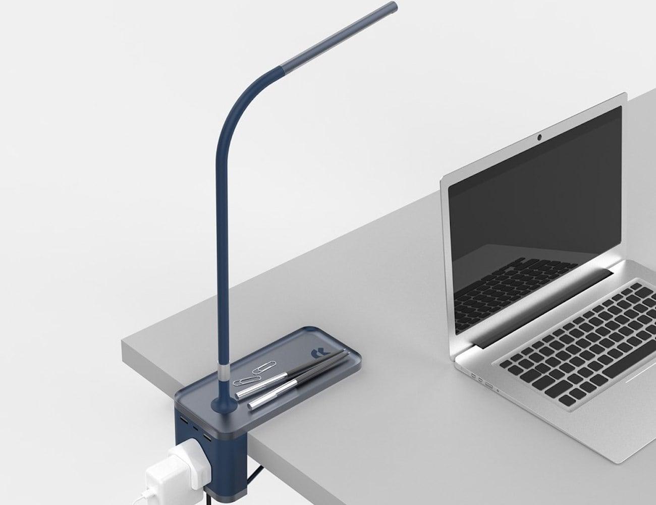 NIOXCSM Wireless Charging Light eliminates unsightly cords