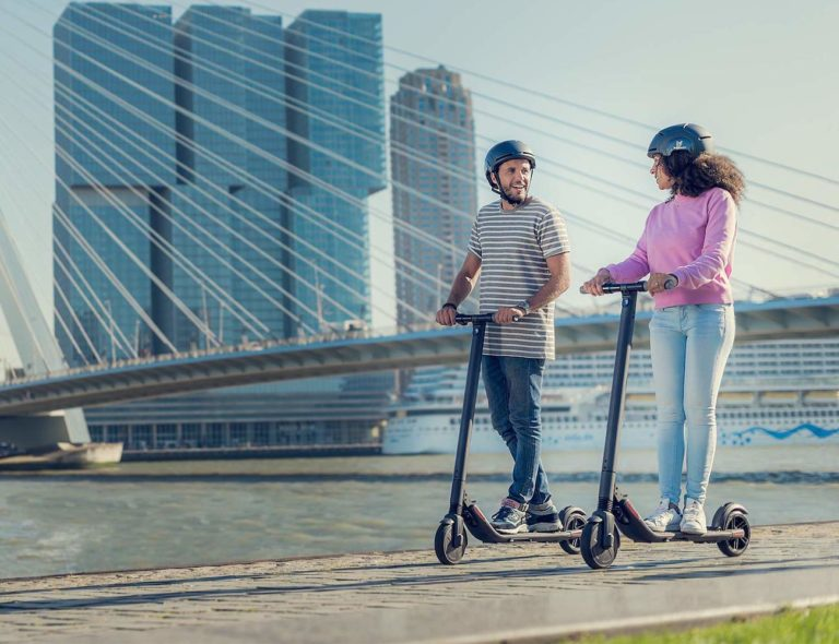 Segway+Ninebot+KickScooter+ES2+Upgraded+Mobility+Scooter+eases+your+commute
