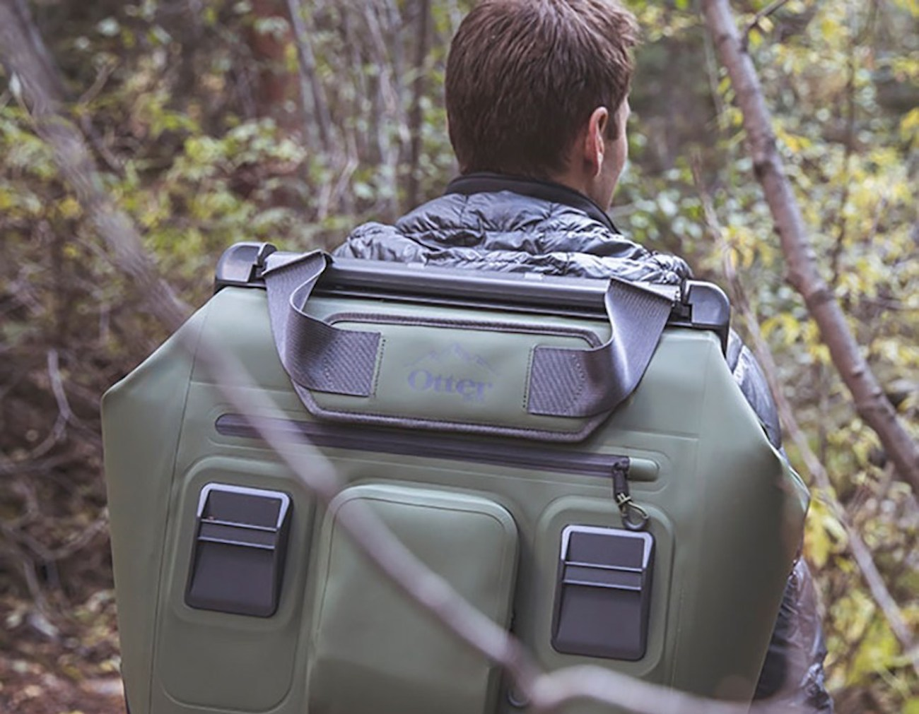 OtterBox Trooper LT 30 Backpack Adventure Cooler keeps you fueled