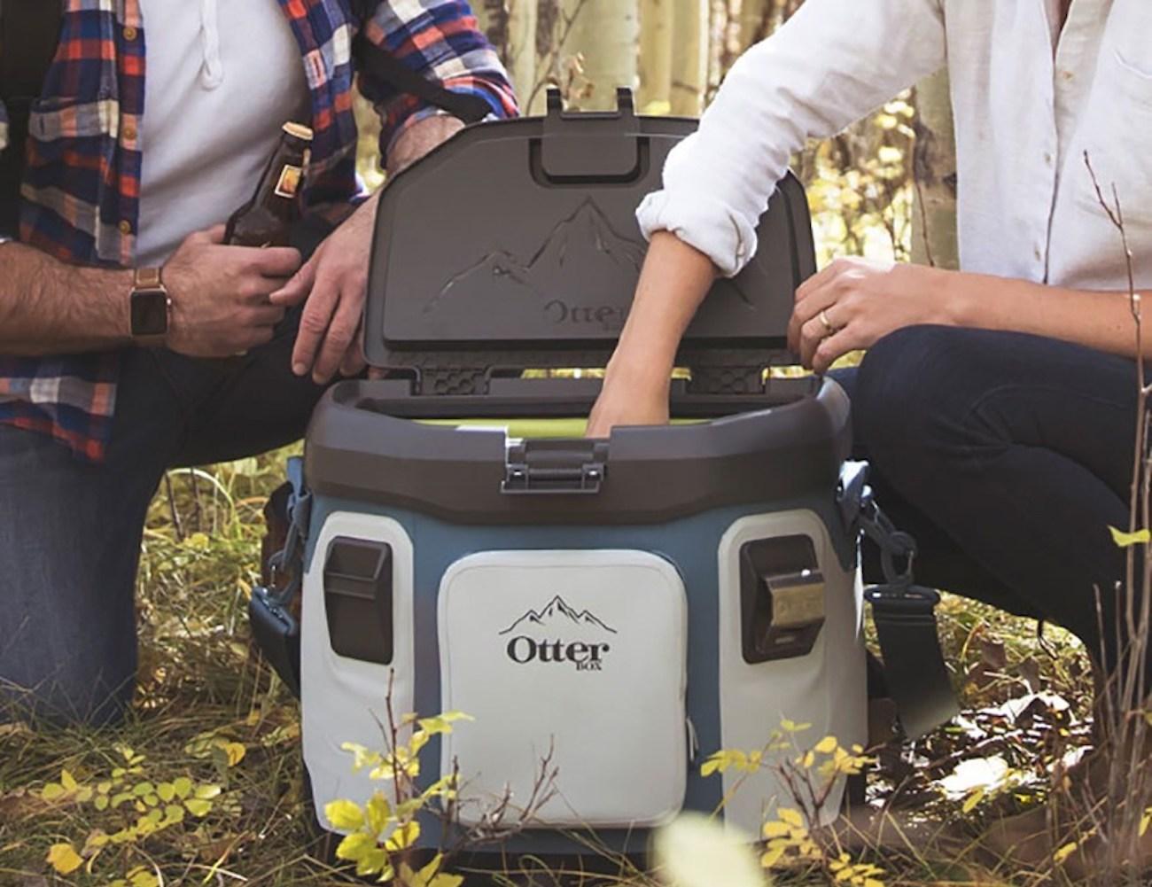 OtterBox Trooper LT 30 Backpack Adventure Cooler keeps you fueled