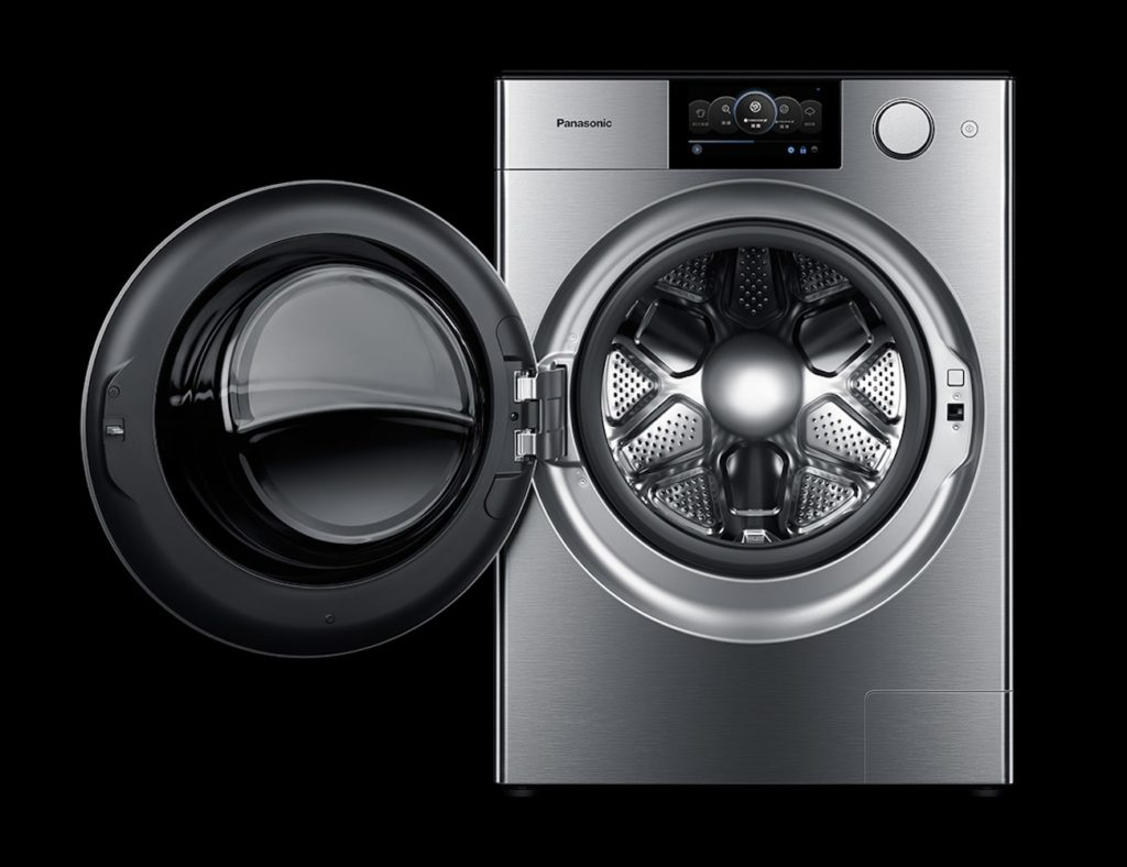 Panasonic Alpha Luxury Washing Machine
