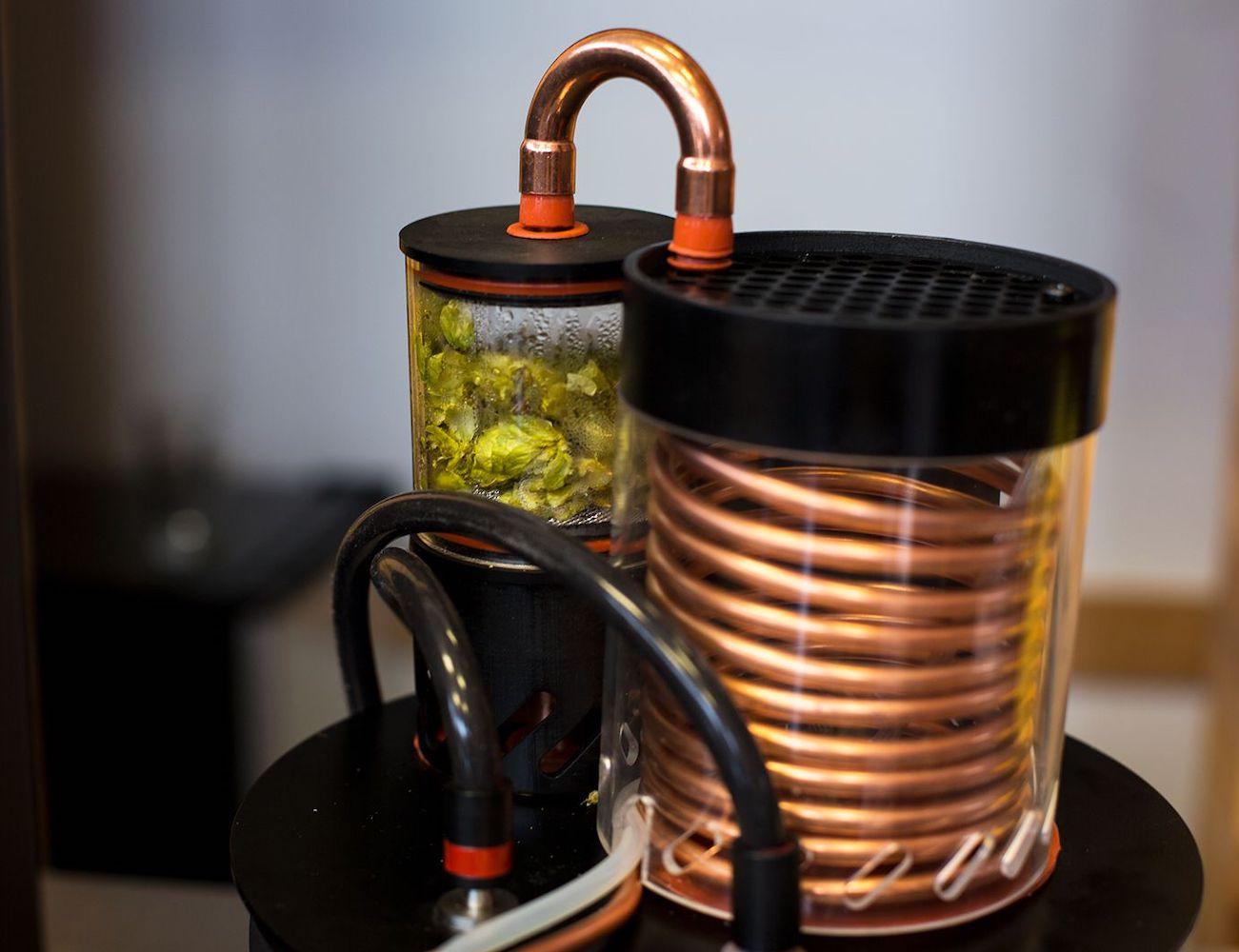 PicoStill Distilling Attachment makes home brewing even safer