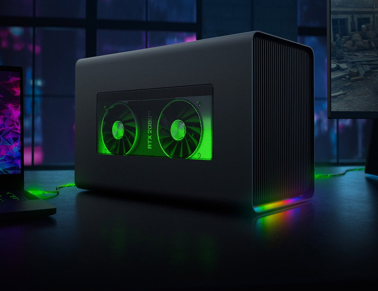 Razer Core X and Core X Chroma External GPUs upgrade your gaming laptop