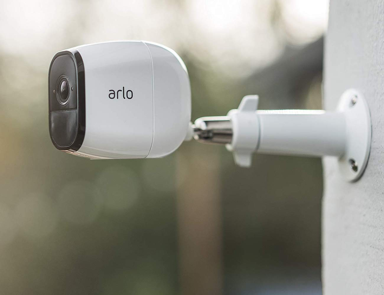 Arlo Pro Rechargeable Wireless Security Camera helps protect your home