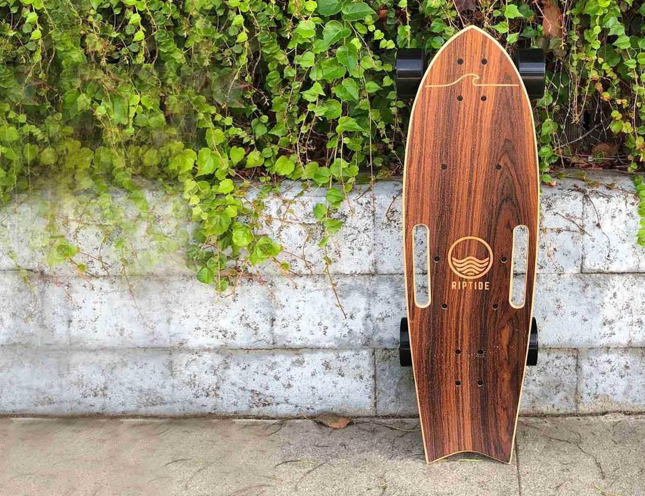 Riptide R1X Fast Electric Skateboard can take you far