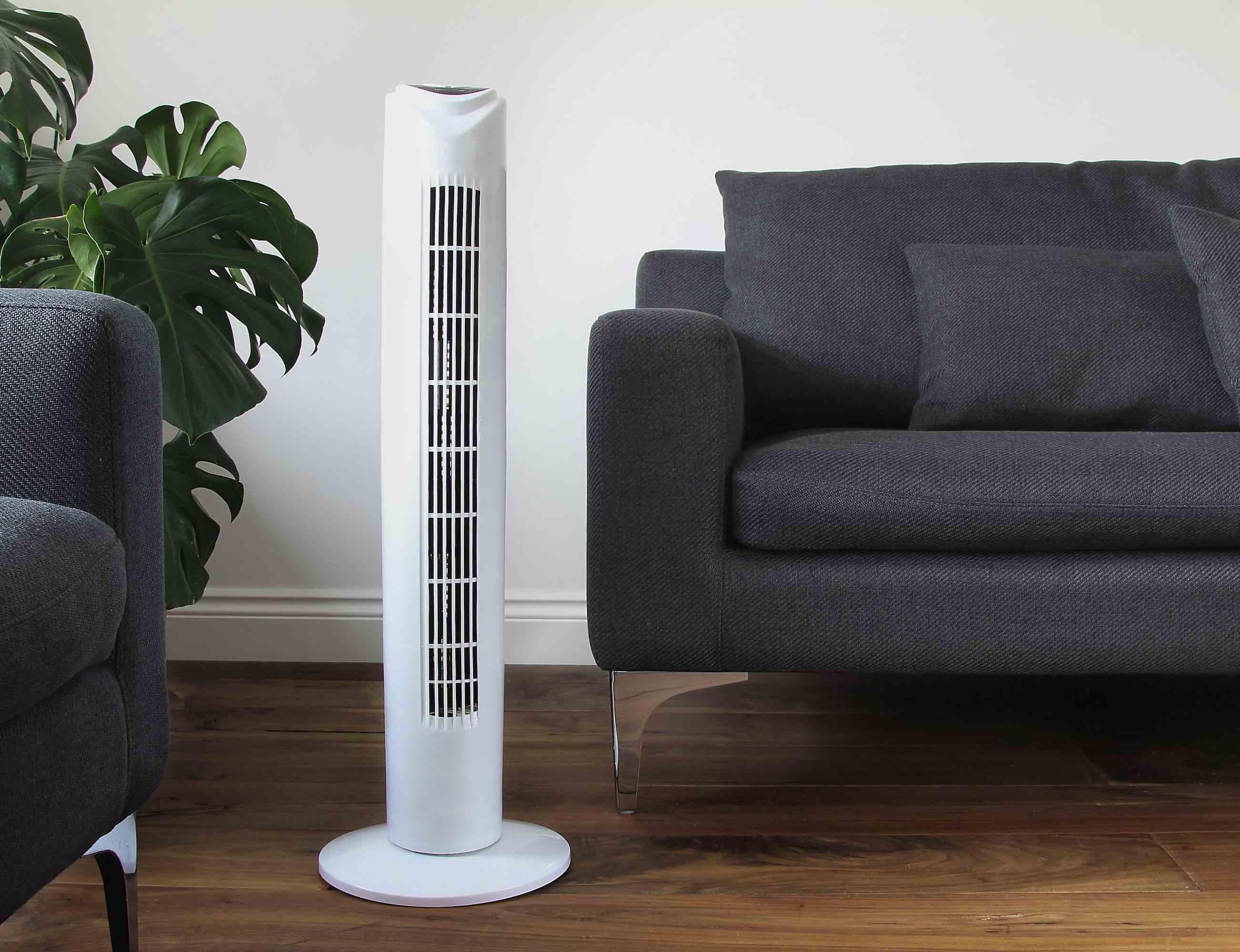 SMARTOWER Voice Controlled Smart Fan