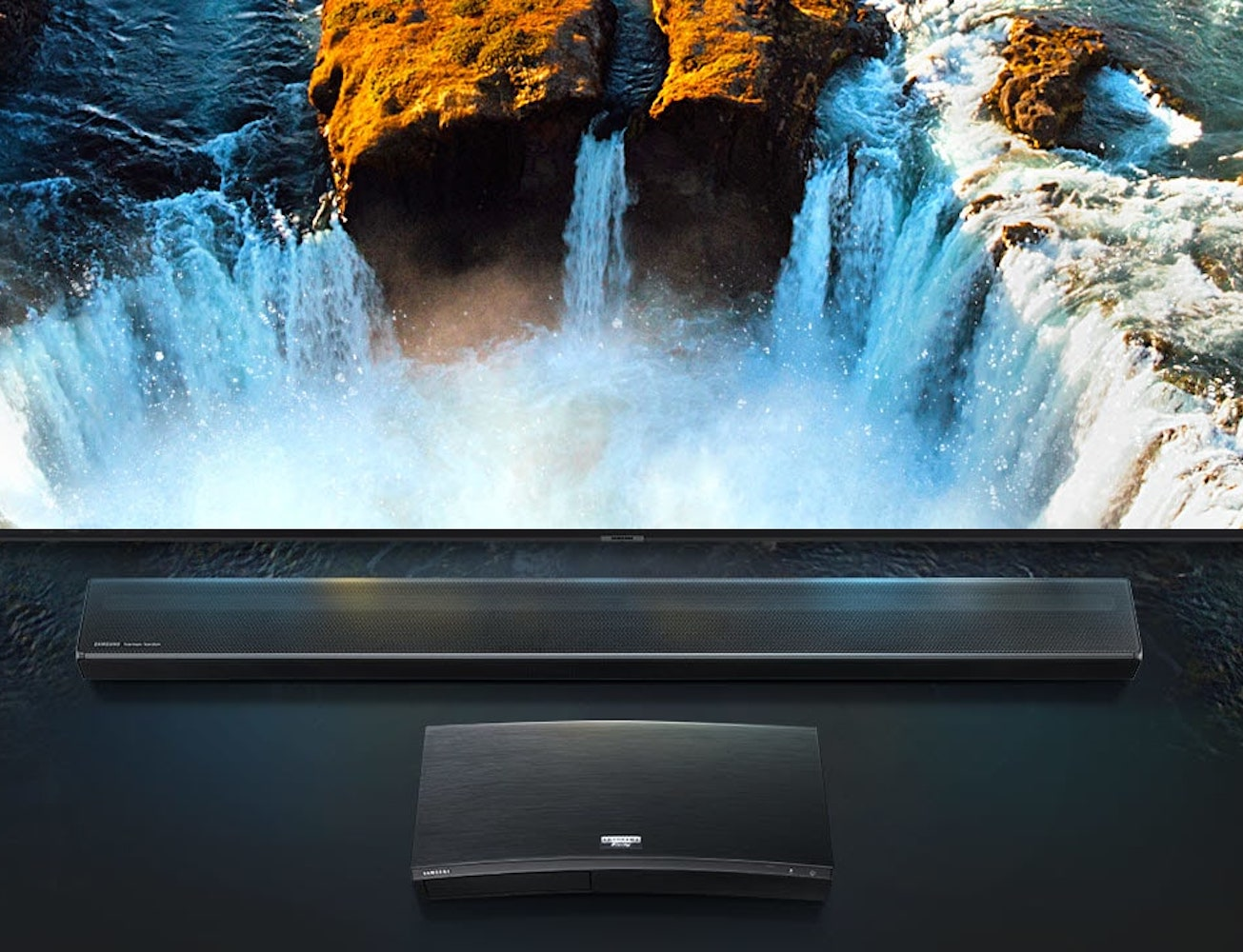 Samsung Q Series Soundbar Collection will immerse you in your TV