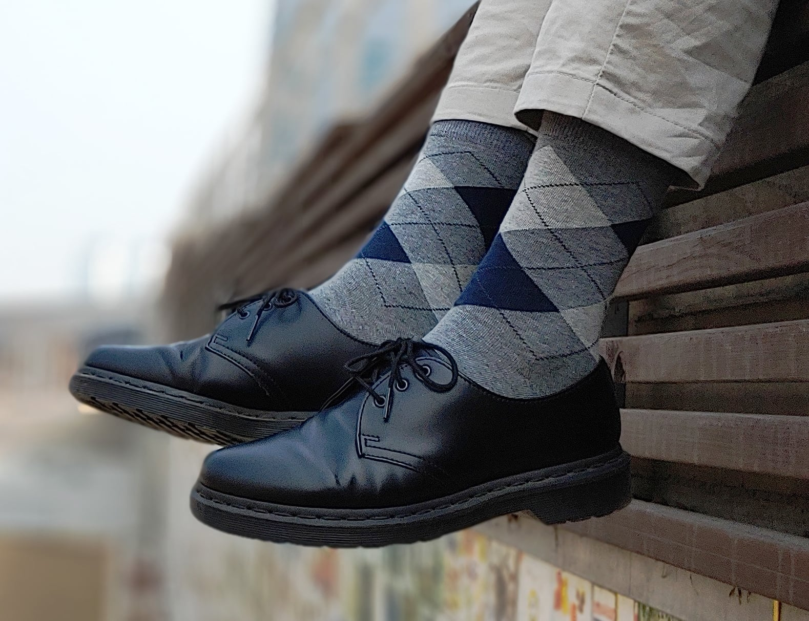 Socks No.1513 Copper-Infused Socks keep your feet smelling fresh