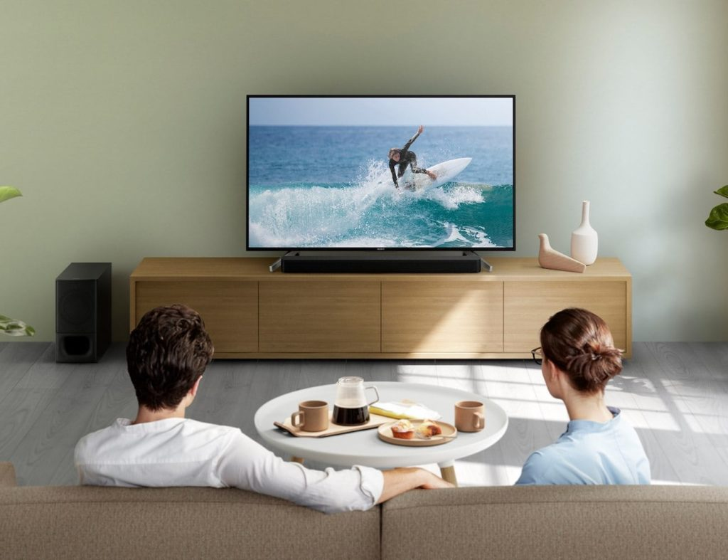 Sony+2.1ch+Powerful+Wireless+Subwoofer+Soundbar+packs+big+sound+in+a+small+package