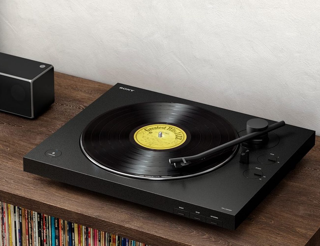 Sony Bluetooth Vinyl Turntable is a modern record player