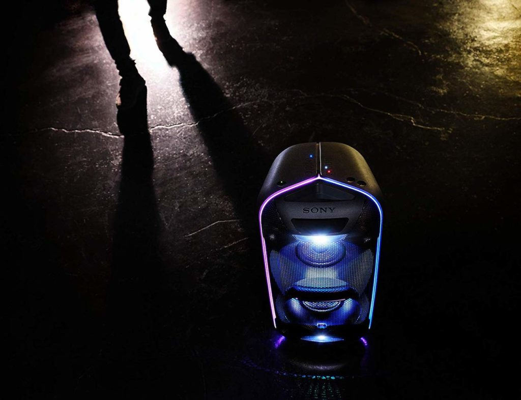 Sony+GTK-XB72+Wireless+Dance+Party+Speaker+ups+your+disco+tempo