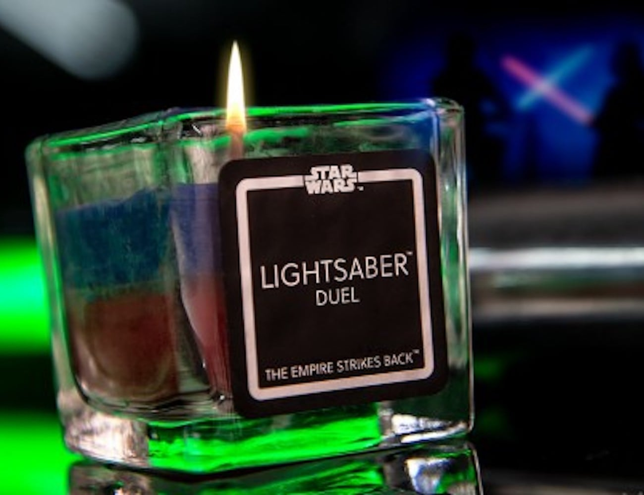 Star Wars: The Empire Strikes Back Collectible Candle Set includes scents from the film