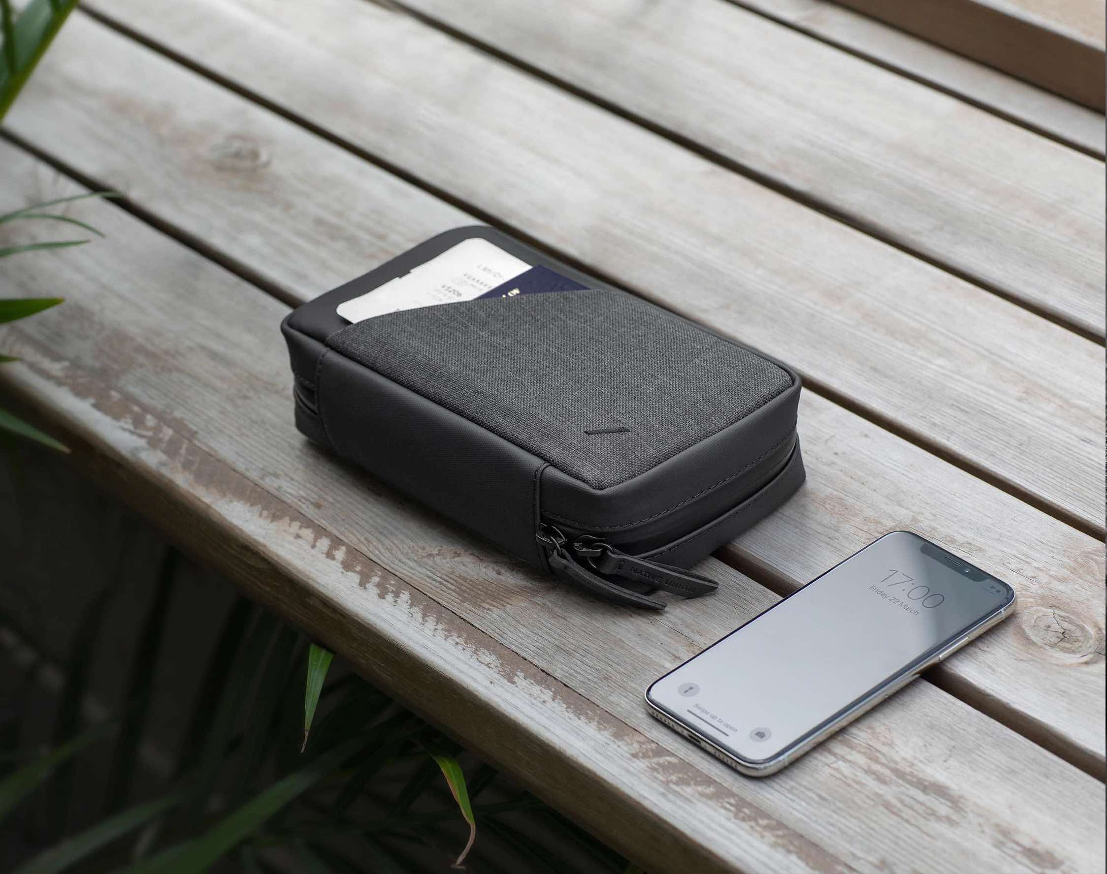 Native Union STOW Accessory Organizer helps you keep it all together