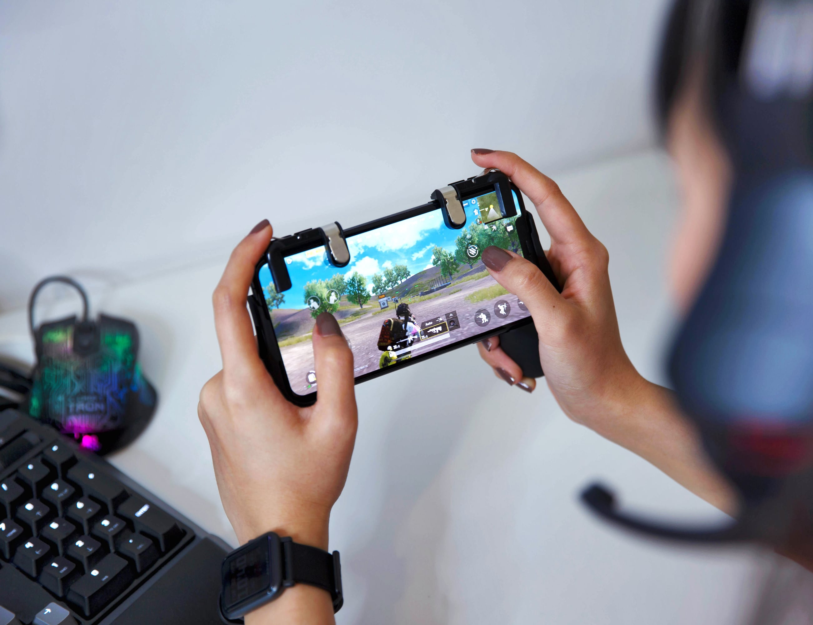 StygianForce Mobile Gaming Accessories Kit has everything you need
