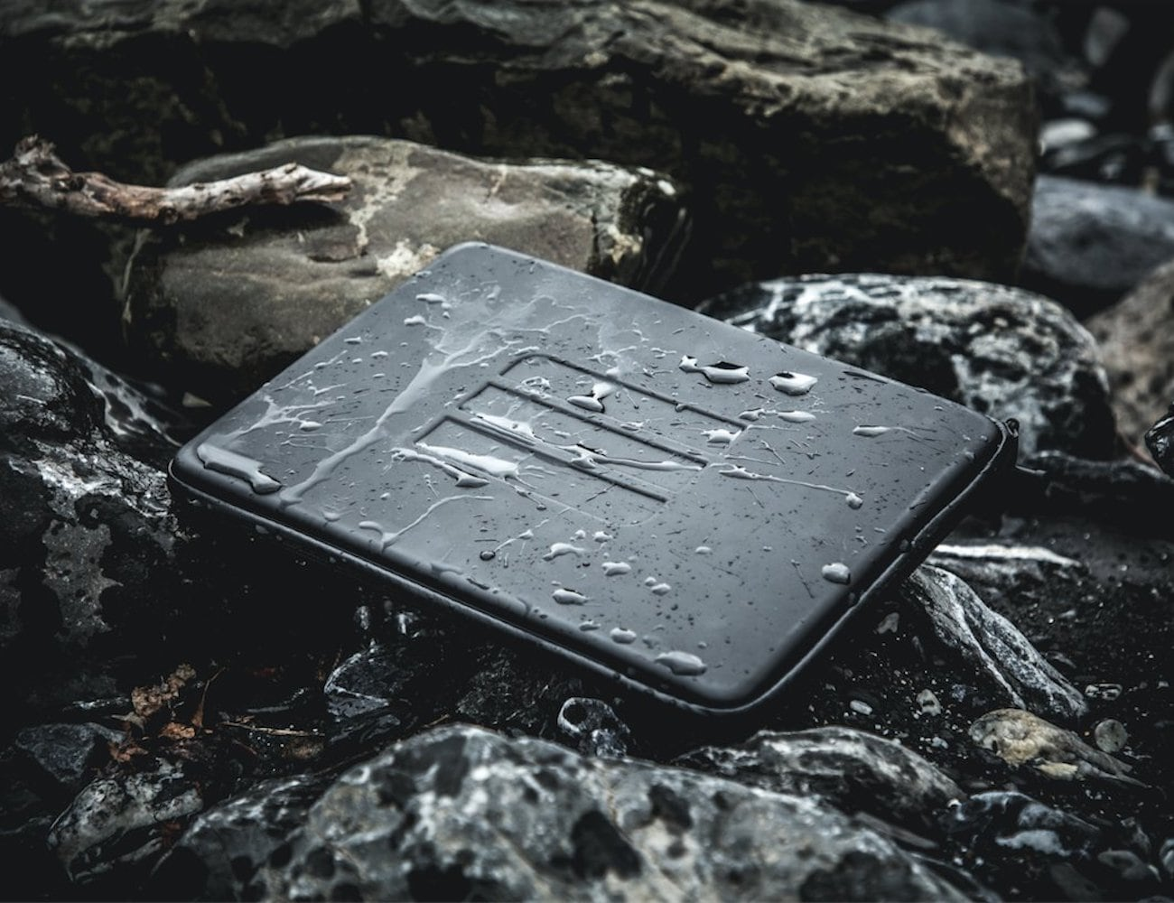 Subtech Sports Drycase Outdoor Laptop Case protects your laptop on adventures