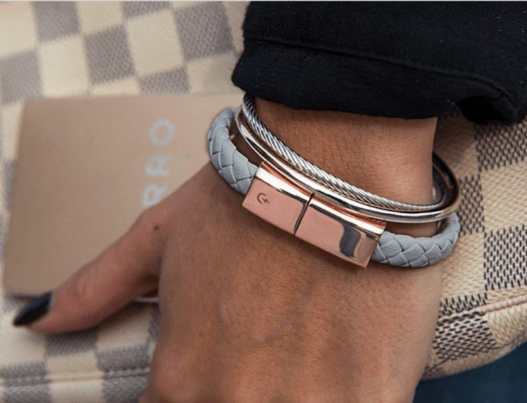 Torro+Data+Charging+Bracelet+is+with+you+whenever+you+need+it