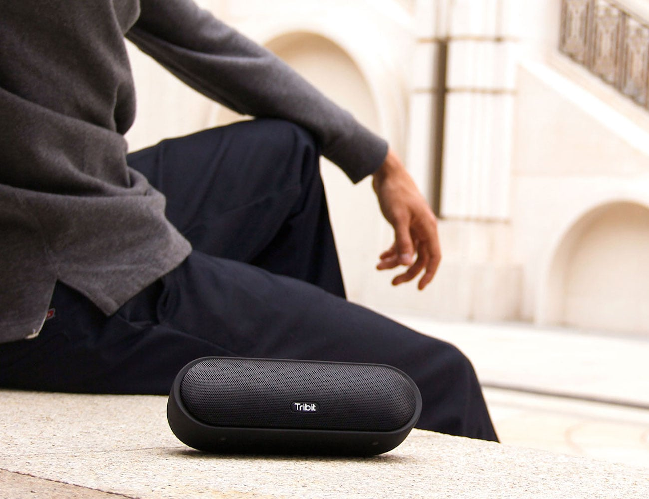 Tribit MaxSound Plus Extra Bass Portable Speaker goes wherever you go