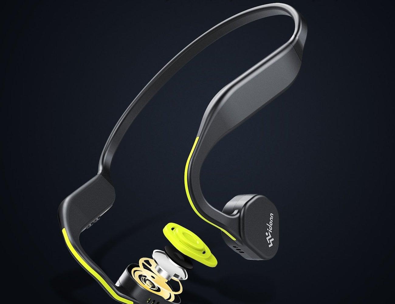 Vidonn F1 Titanium Bone Conduction Headphones