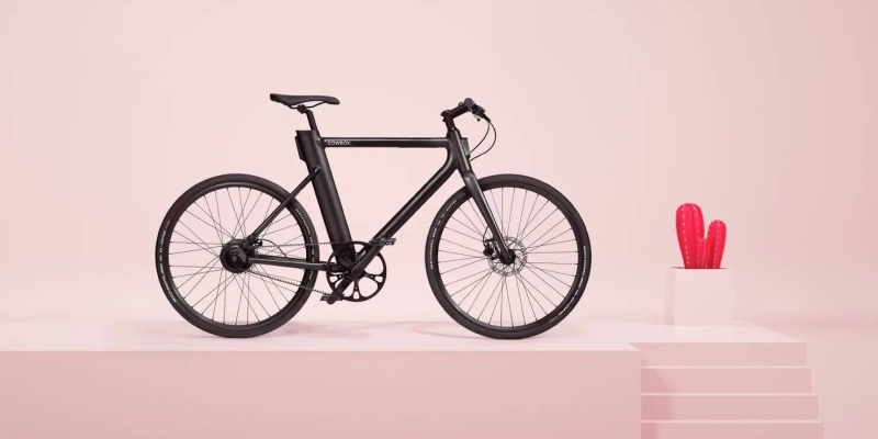 Cowboy Smart Electric Bike - The best personal transportation tech in 2019