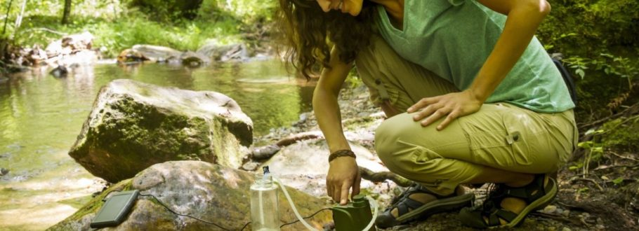 When you need clean water, the Survivor Filter Pro X can help