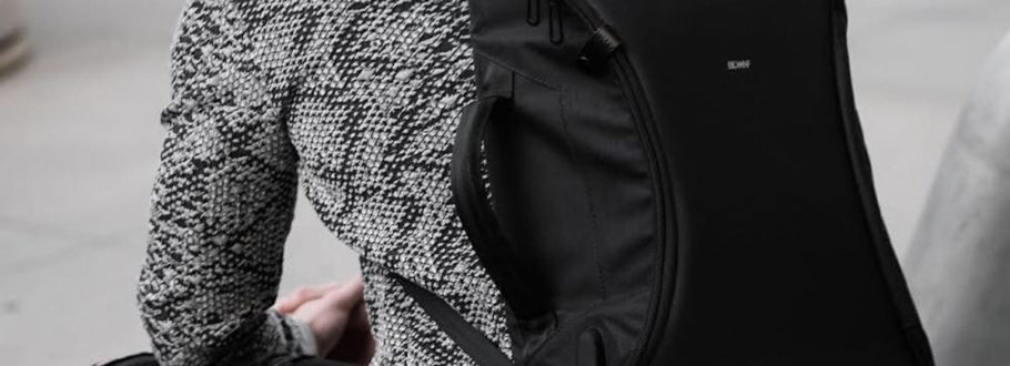 Daily commuter? You need to try the BLACKKNIFE M-1 backpack
