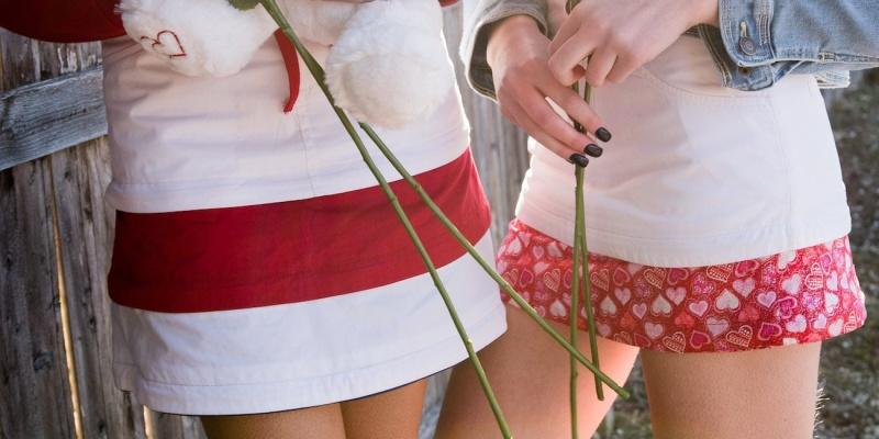 customizable skirts - Wear a different look every day with Zirts