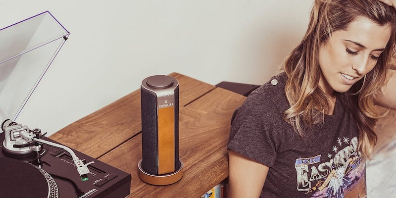 Voice-Activated Speakers