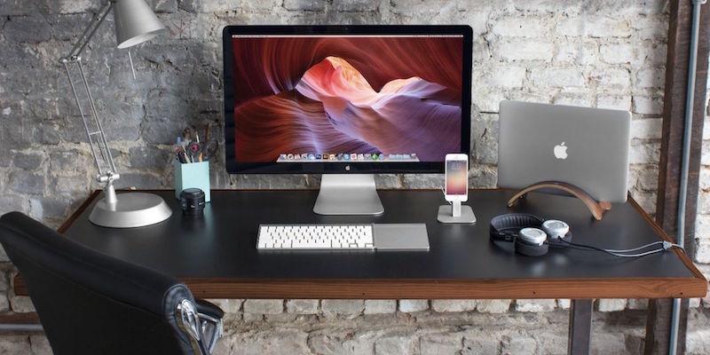 14 accesorios de oficina para un espacio de trabajo verdaderamente minimalista.
