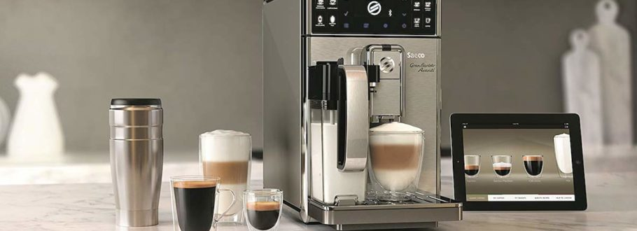 8 Connected coffee makers that will make mornings better
