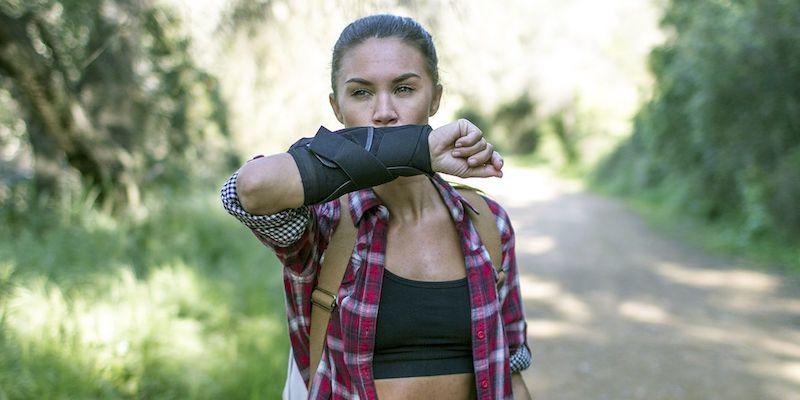 Wetsleeve Wearable Hydration Sleeve