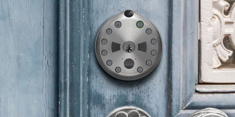 The Gate smart lock provides an easy security upgrade