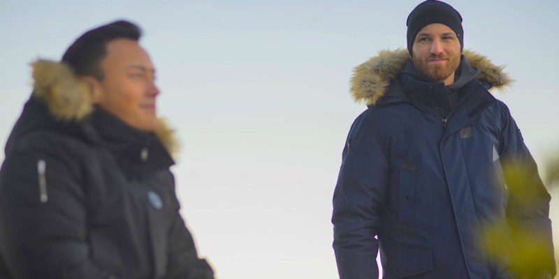 wearable wi-fi - Norrland Parka is the most advanced smart coat yet