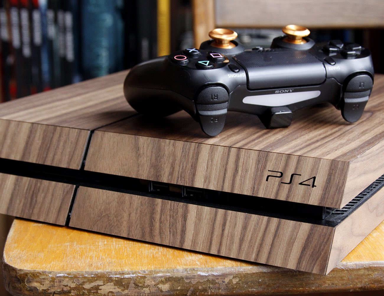 10 Must-have gaming accessories that will help you level up - Real Wood Cover 01